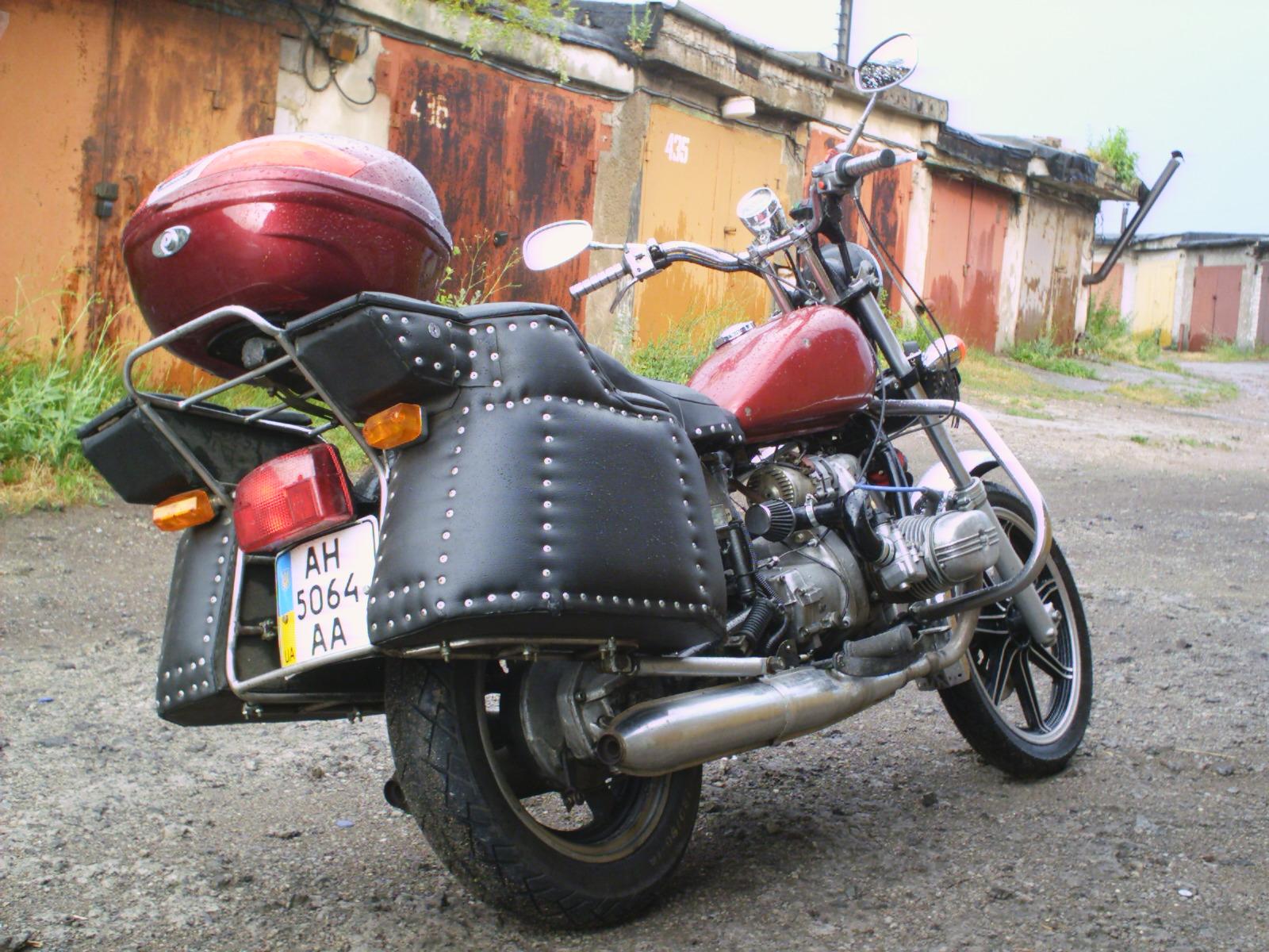 Фото мотоциклов тюнинг своими руками 982